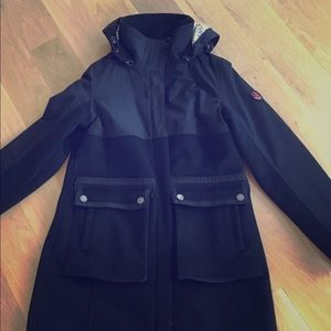 Black Pendleton Coat